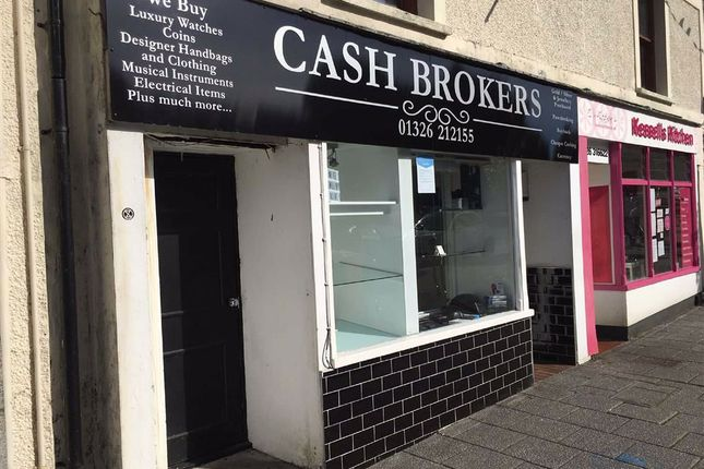 Thumbnail Retail premises to let in 13, Killigrew Street, Falmouth, Cornwall