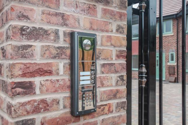 Secure Entry of Lucerne Close, Aldermans Green, Coventry, West Midlands CV2