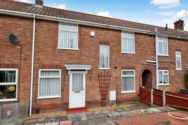 Thumbnail Terraced house for sale in Lavengro Road, Norwich