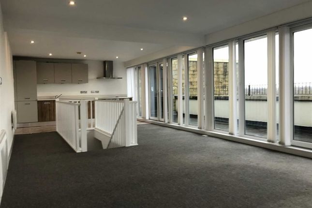 Thumbnail Flat for sale in Wharfside, Bury, Greater Manchester