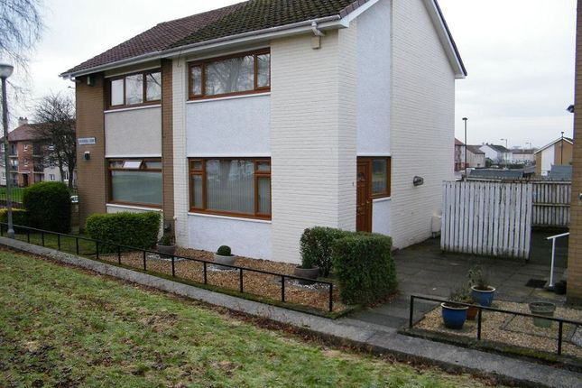 Thumbnail Semi-detached house to rent in Archerhill Gardens, Glasgow