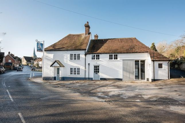Thumbnail Cottage for sale in North Lane, South Harting, Petersfield