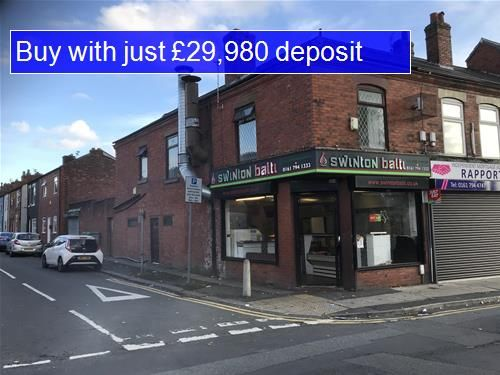 Thumbnail Leisure/hospitality for sale in Pendlebury Road, Swinton, Manchester