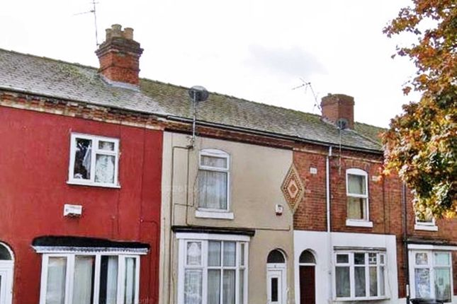 3 bed terraced house for sale in Church Street, Normanton DE23