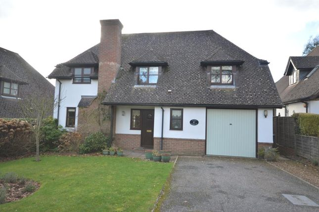 Thumbnail Detached house for sale in Manstone Lane, Sidmouth, Devon