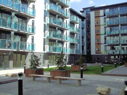 Thumbnail Flat to rent in Lovell House, Skinner Lane, Leeds