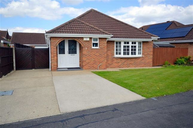 Thumbnail Bungalow for sale in Cottesmore Road, Cleethorpes