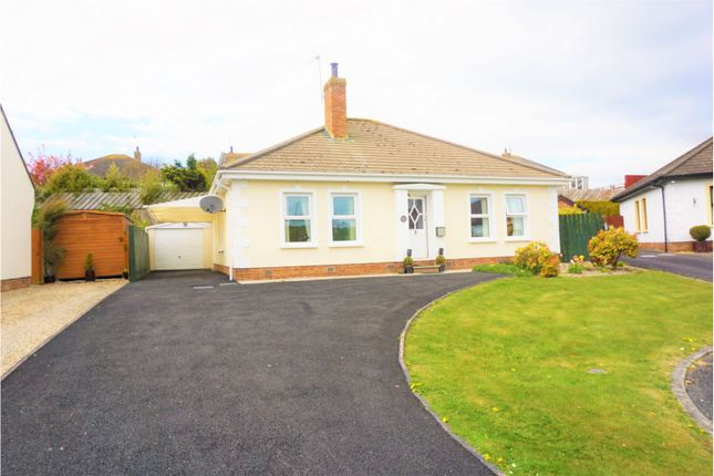 Thumbnail Detached bungalow for sale in The Chanderies, Newtownards