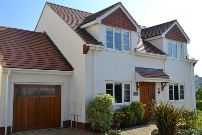 Thumbnail Detached house for sale in Westfield Gardens, Westfield Road, Budleigh Salterton, Devon