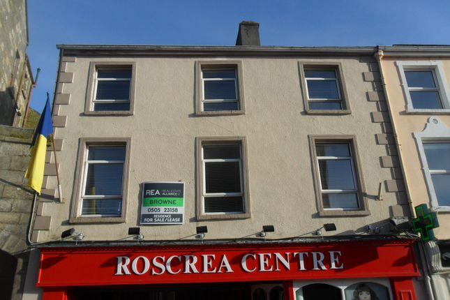 3 bed apartment for sale in Castle St., Roscrea, Tipperary