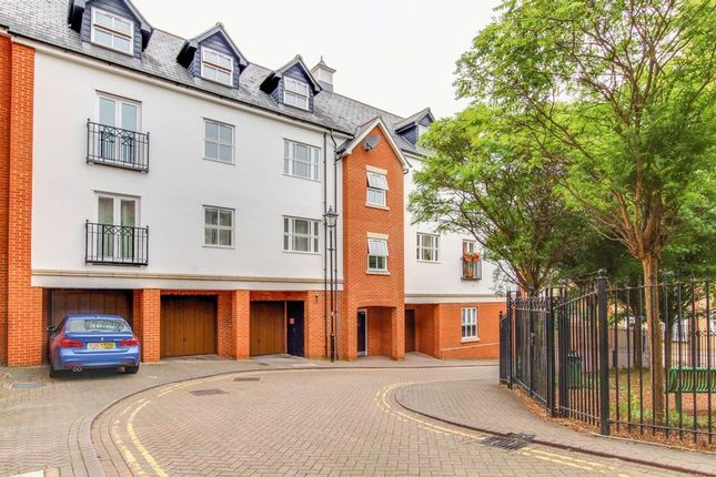 Thumbnail Duplex for sale in Henry Laver Court, Colchester