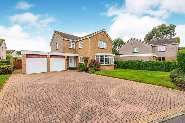 Thumbnail Detached house for sale in Briarhill Avenue, Dalgety Bay, Dunfermline, Fife