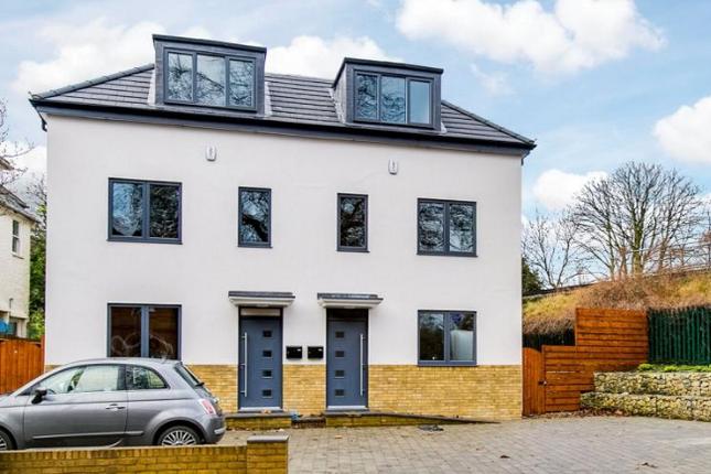 Thumbnail Semi-detached house for sale in Mortlake Road, Kew