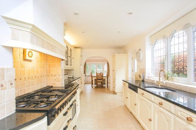 Dining Kitchen of Brookledge Lane, Adlington, Macclesfield, Cheshire SK10