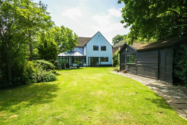 Thumbnail Detached house for sale in Oakwood Avenue, Hutton, Brentwood, Essex