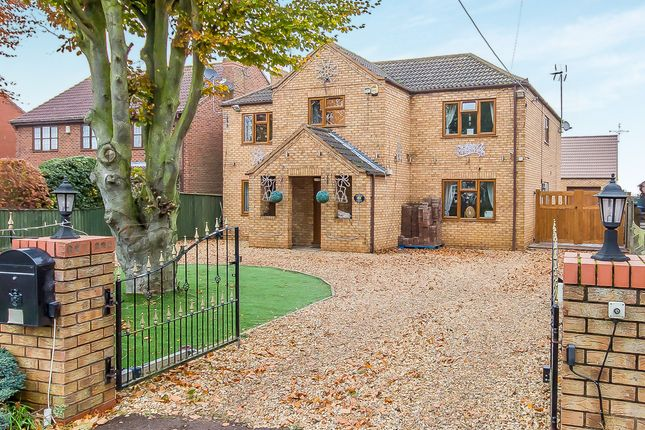Thumbnail Detached house for sale in Church Lane, Newton, Wisbech