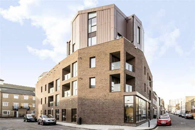 Thumbnail Flat for sale in Wadeson Street, London