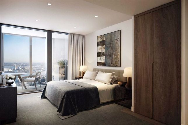 Thumbnail Flat to rent in 40 Landmark Square, Canary Wharf
