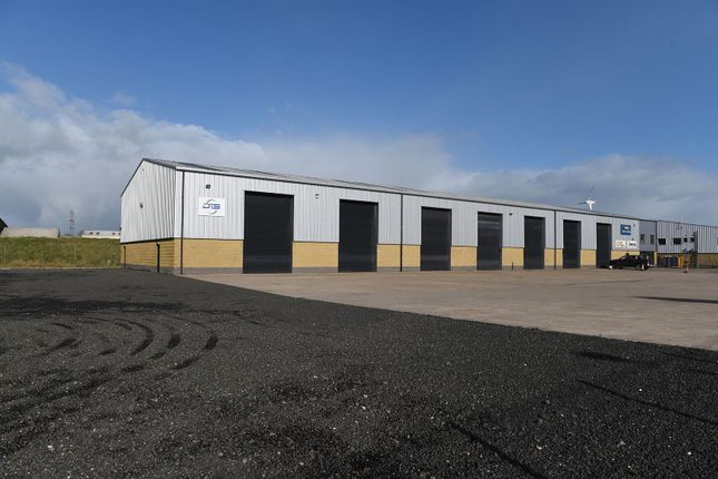 Thumbnail Warehouse for sale in Toomebridge Business Park, Creagh Road, Toomebridge, County Antrim