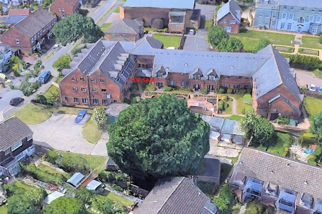 Aerial View of Breakspear Court, The Crescent, Abbots Langley WD5