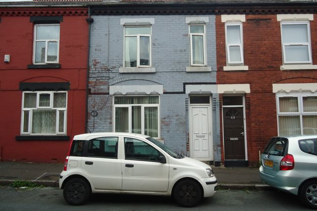 Thumbnail Terraced house to rent in Faraday Avenue, Cheetham Hill, Manchester