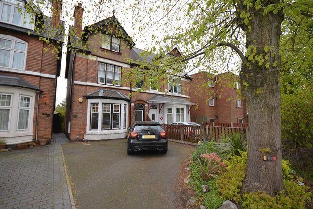 Thumbnail Flat for sale in Hillaries Road, Erdington, Birmingham