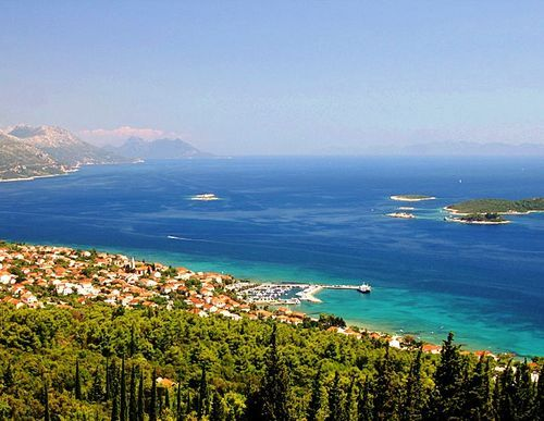 3 bed town house for sale in Peljesac Peninsula, Orebic, Split-Dalmatia (Split-Dalmacija), Croatia