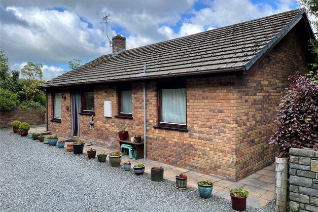 Thumbnail Bungalow for sale in Tanybryn, Taliesin, Machynlleth