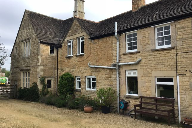 Thumbnail Farmhouse to rent in Hight Street, Easton On The Hill, Stamford