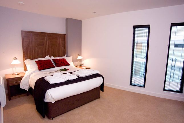 Thumbnail Flat for sale in Manchester City Centre Apartments, Angel Street, Manchester