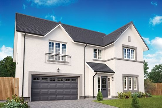 "Thumbnail Detached house for sale in ""The Lewis"" at Milltimber"