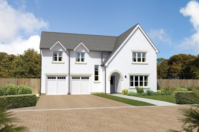 Thumbnail Detached house for sale in The Southbrook, Hunters Meadow, Auchterarder