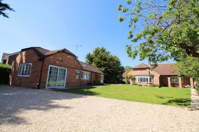 Thumbnail Detached bungalow for sale in Mill Lane, Calcot, Reading