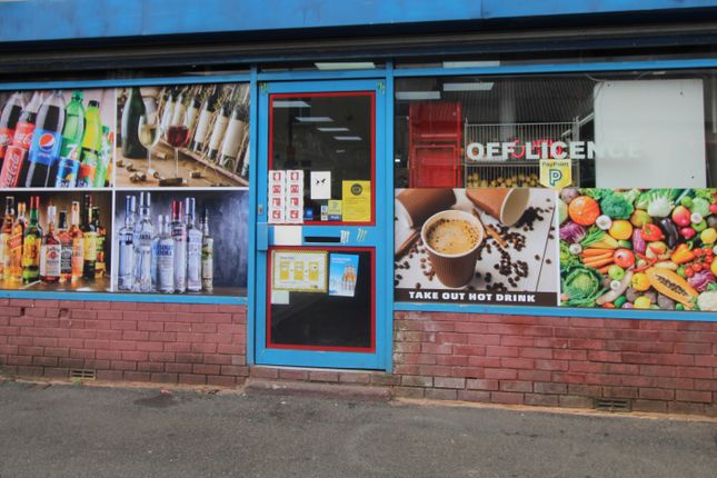 Thumbnail Retail premises for sale in Pioli Place, Carl Street, Walsall