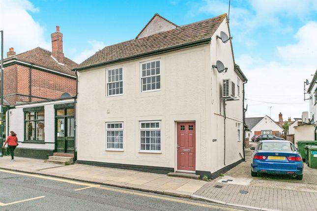 Thumbnail Maisonette for sale in High Street, Maldon