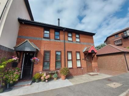 Thumbnail Terraced house for sale in Old Portsmouth, Southsea, Hampshire