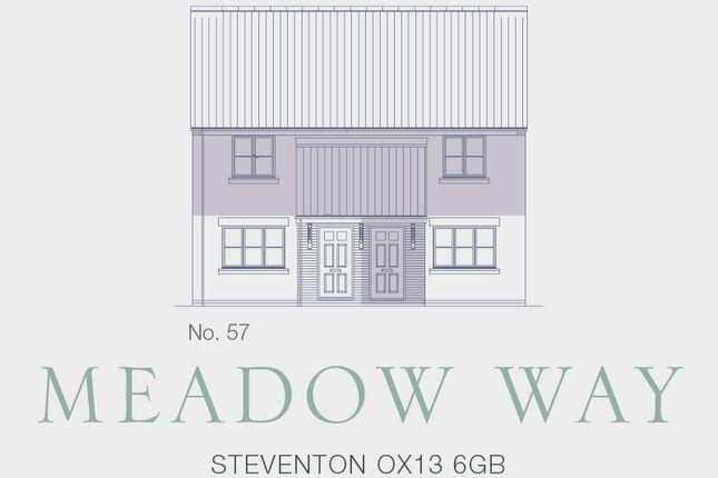 1 bed flat for sale in Joyce Way, Steventon, Oxforshshire