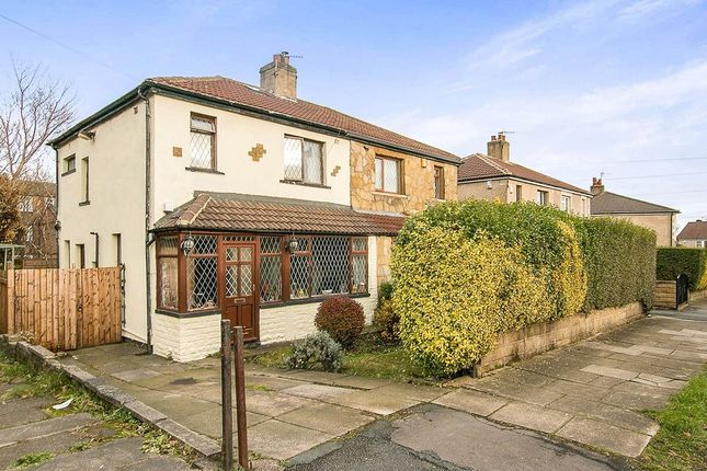Thumbnail Semi-detached house for sale in Elmfield Drive, Bradford
