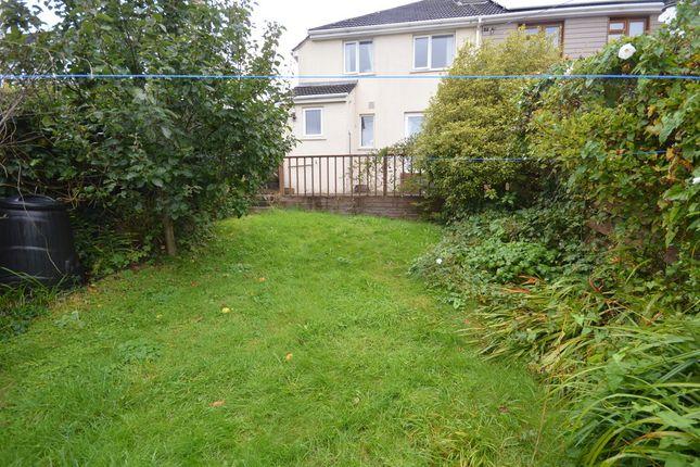 Thumbnail Semi-detached house to rent in Dobbs Lane, Truro