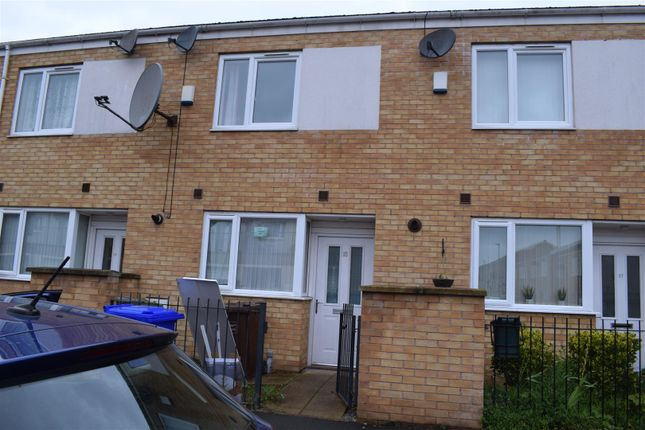 External of Beckhampton Close, Grove Village, Manchester M13