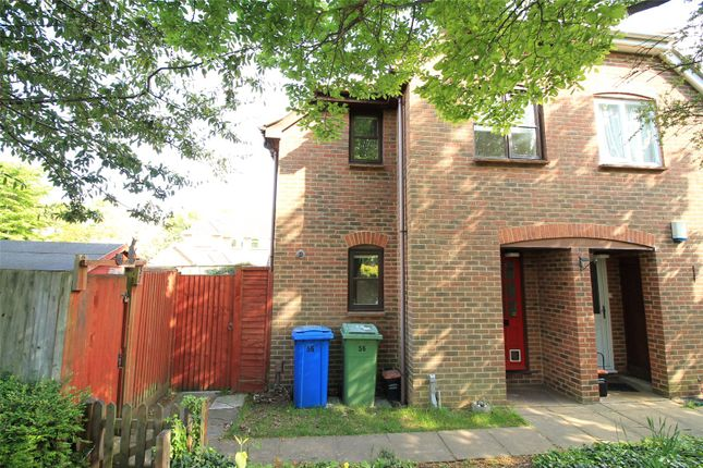 Thumbnail End terrace house for sale in Hugh Price Close, Murston, Sittingbourne