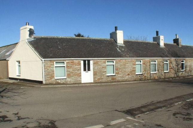 Thumbnail Semi-detached bungalow for sale in Crescent Street, Halkirk