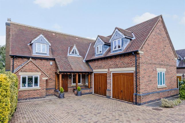 5 bed detached house for sale in Henry Dane Way, Newbold Coleorton, Coalville