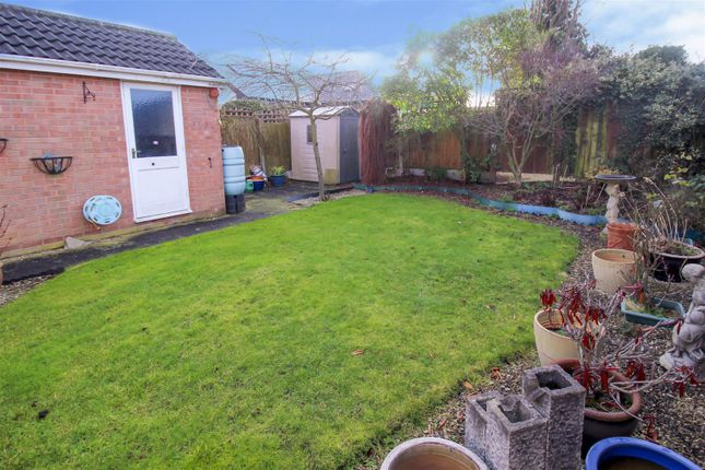 Rear Garden 2 of Hickton Drive, Chilwell, Nottingham NG9