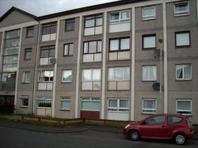 Thumbnail Flat to rent in Greenlaw Avenue, Wishaw