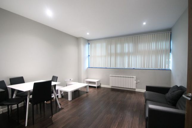 Thumbnail Flat to rent in Bath Road, Harlington, Hayes