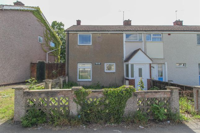 End terrace house for sale in Farmside, Willenhall, Coventry
