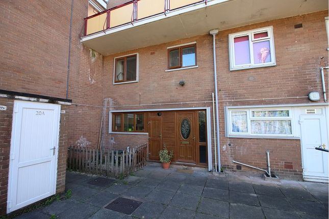 Thumbnail Flat to rent in North Lawn Court, Exeter
