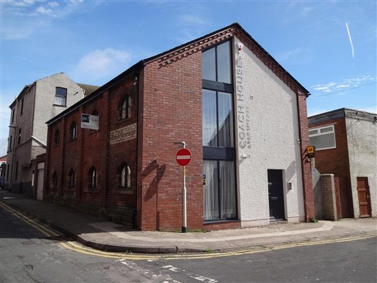Thumbnail Flat for sale in Carlisle Street, Barrow In Furness