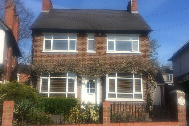 Thumbnail Detached house for sale in West Avenue, Coventry, West Midlands